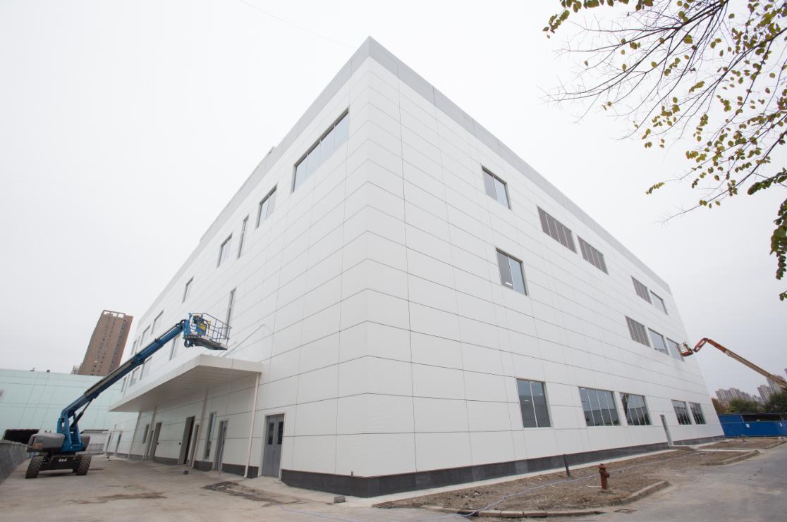杭州吉立亚厂房结构加固工程